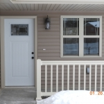 Senior Duplex Front Door